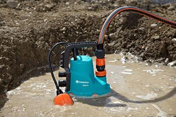 насос дренажный для грязной воды