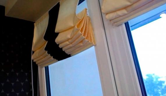 Римские шторы или жалюзи на пластиковые окна: советы по монтажу и креплению