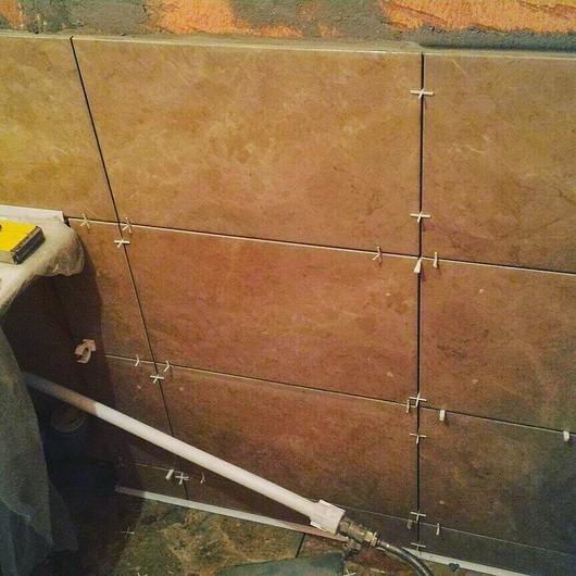 Стена в ванной из гипсокартона: какая должна быть толщина влагостойкого гкл для плитки на стены, как ванную комнату обшить гипсом под плитку своими руками