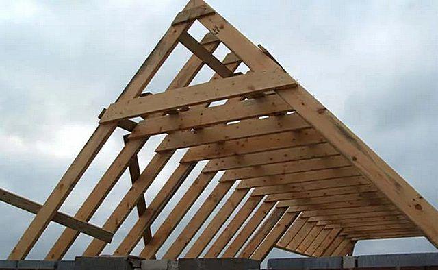 Двускатная крыша, плюсы и минусы. виды двускатных крыш. | строй сам