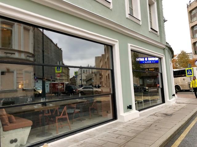 Подъемно вертикальные раздвижные окна - квартира
