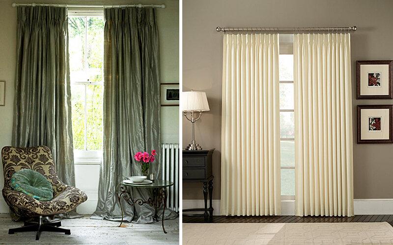Шторы для спальни (60 фото) - как выбрать, виды штор, красивые идеи