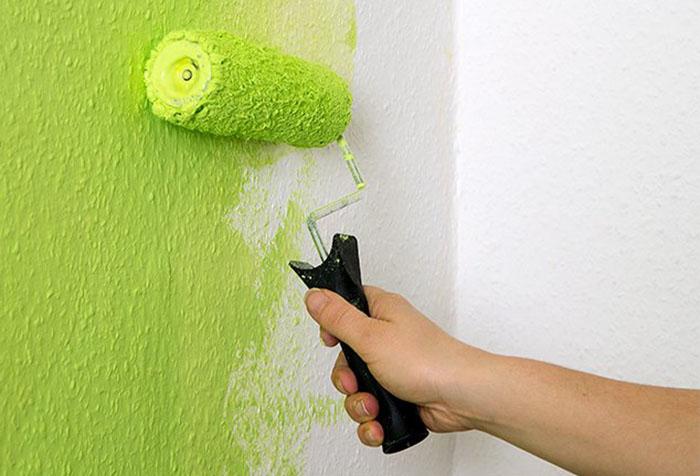 Топ-10 лучших красок для стен и потолков 2020 года в рейтинге zuzako