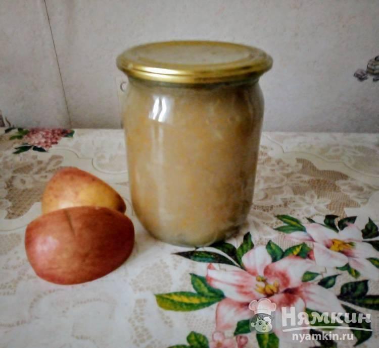 Заготовки из яблок на зиму: рецепты пальчики оближешь