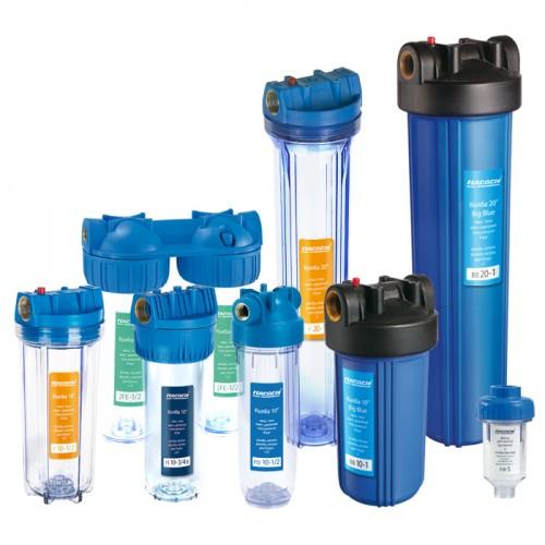 Устанавливаем фильтры для воды в частный дом и сохраняем свое здоровье