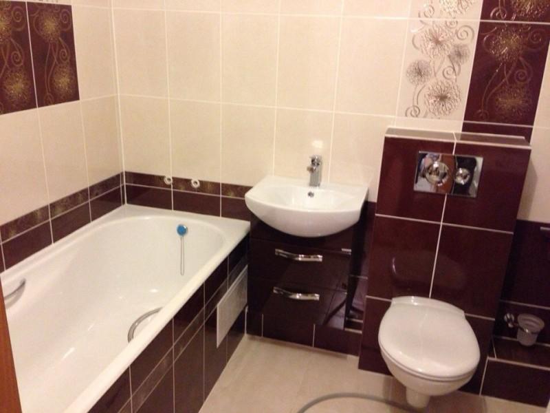 ремонт ванной комнаты под ключ москва