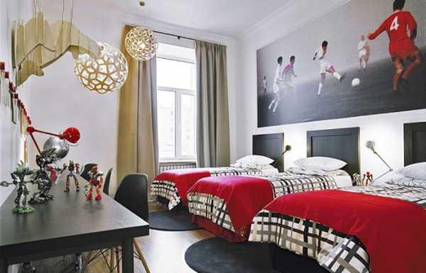Кровать для троих детей | 3 и более кровати в одной комнате