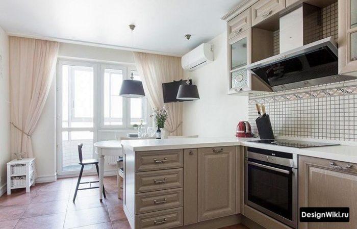 Кухня сиреневого цвета — оформляем стильный дизайн со вкусом