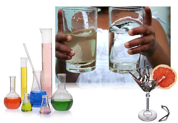 анализ воды из скважины в москве