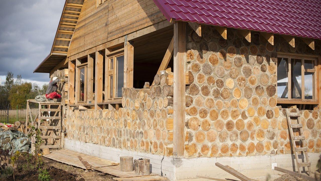 Строительство бюджетного дома своими руками. выбор проекта дома +видео