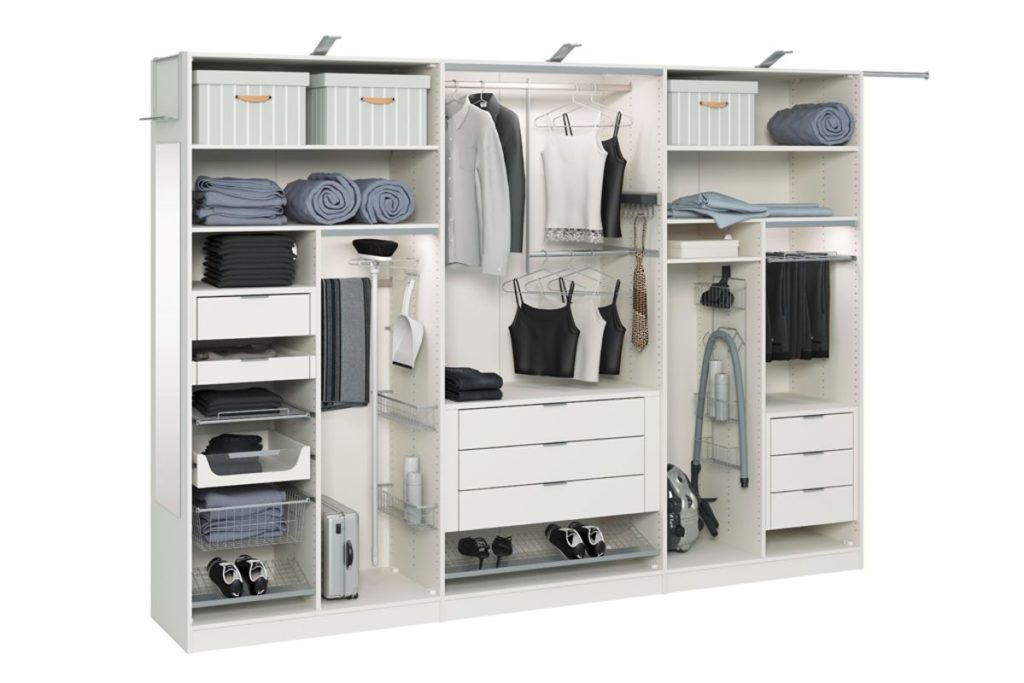 Глубина кухонных нижних шкафов