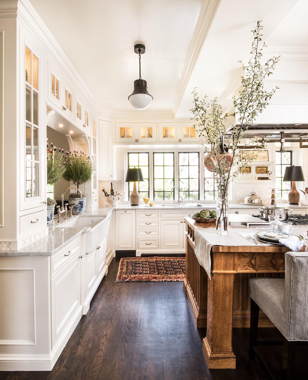 кухни современные дизайн и интерьер