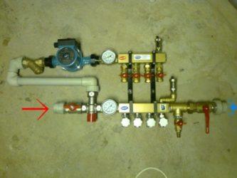 Выбираем трехходовой клапан esbe для отопления и теплого пола – виды кранов эсбе, характеристики