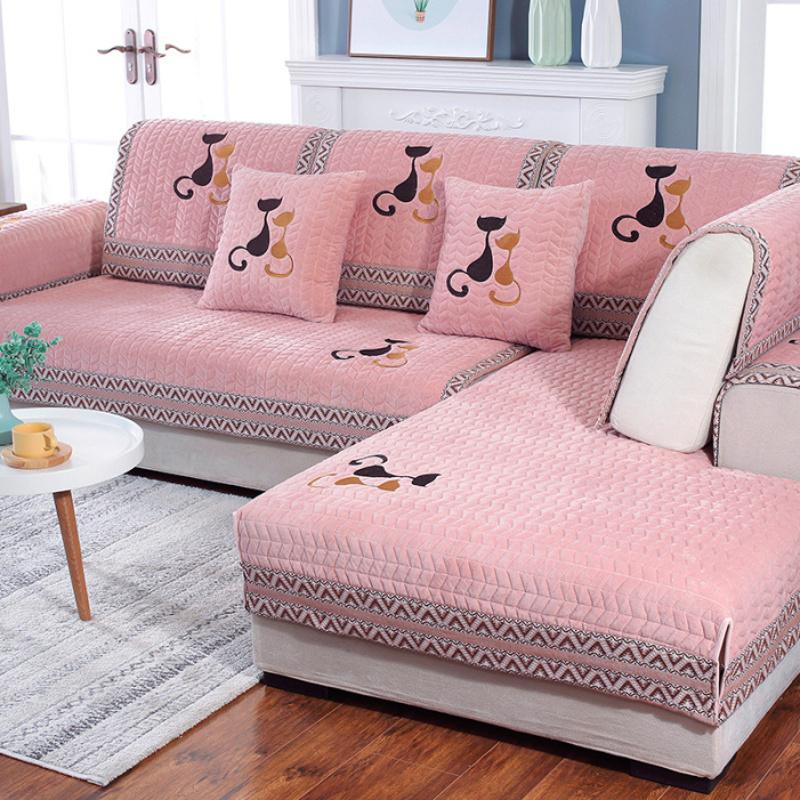 Покрывало на диван: 70+ фото в интерьере, идеи красивого оформления