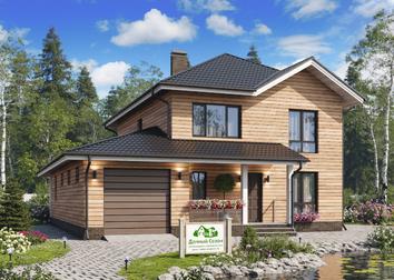 проекты домов 2 этажа