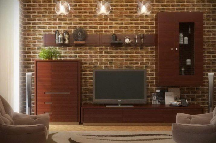 Кирпичная стена в интерьере +100 фото реальных примеров дизайна