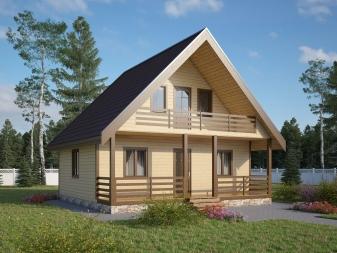 построить дачный дом