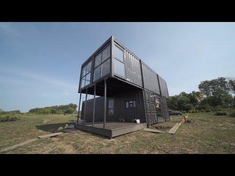 дом из контейнеров своими руками