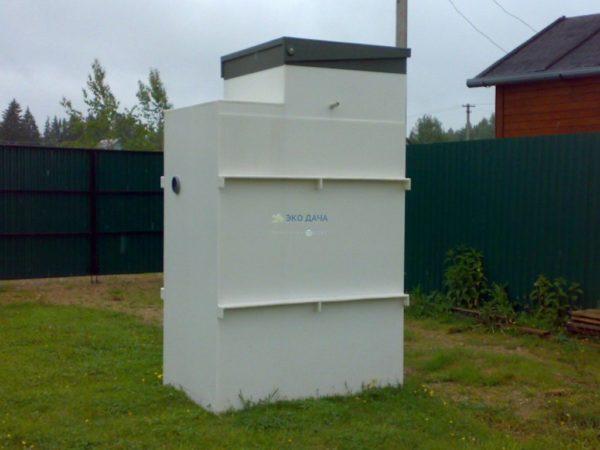 Автономная канализация топас для частного дома: преимущества и недостатки топас