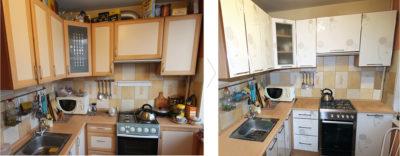 Замена фасадов кухни – 4 шага к обновлению кухни