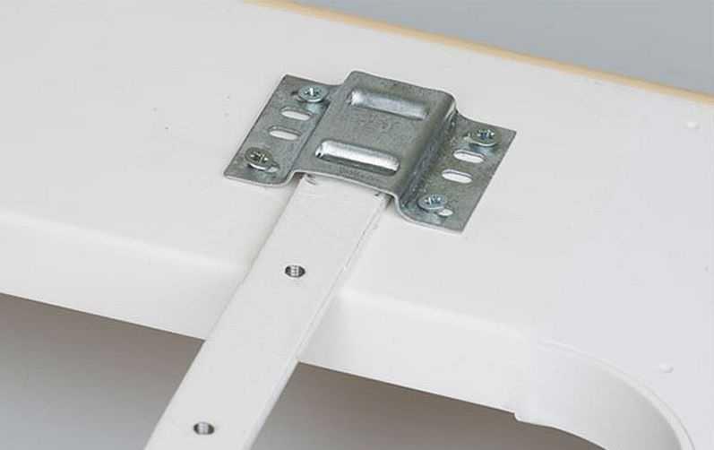 Как крепить пластиковые гардины. как прикрепить потолочный карниз к любой поверхности