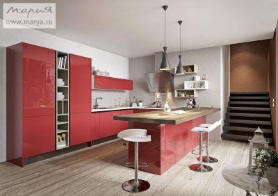 Доступные кухни мария − в каталоге моделей мебели