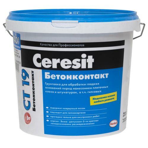 Грунтовка бетоноконтакт: характеристики, состав, виды, применение