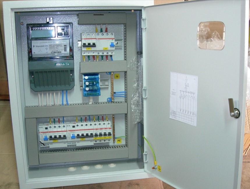 коробка для счетчика электроэнергии