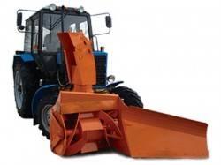 Тракторы с оборудованием для уборки снега | мини тракторы kioti