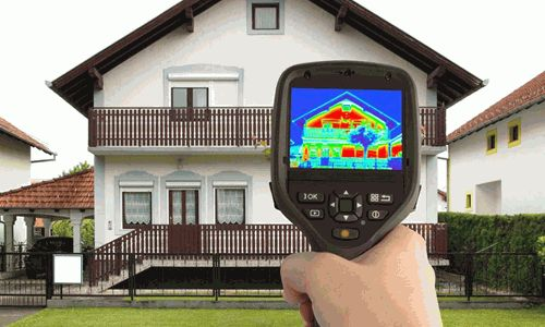 Формулы расчета теплопотерь дома