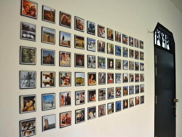 Фоторамки в интерьере: 100 фото красивых решений в дизайне
