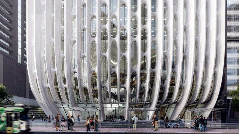 Топ-10 самых известных и красивых зданий захи хадид