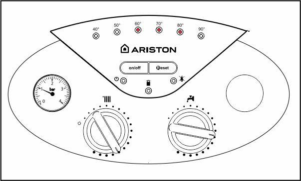 """Ошибки газового котла """"ariston"""": расшифровка кодов неисправностей и руководство по ремонту"""