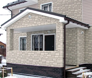 Галерея красивых домов с фиброцементным сайдингом cedral.