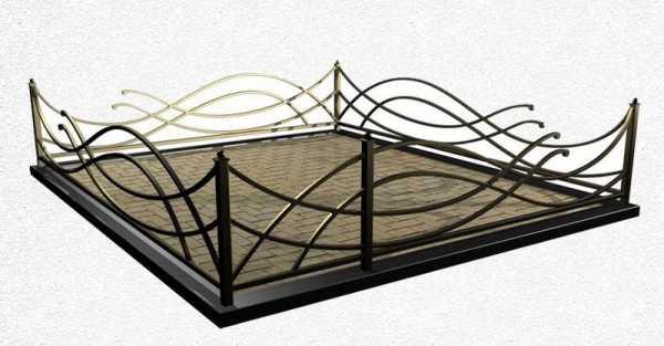 Надгробие из металла на могилу своими руками. оградки для могил своими руками: материалы и варианты установки