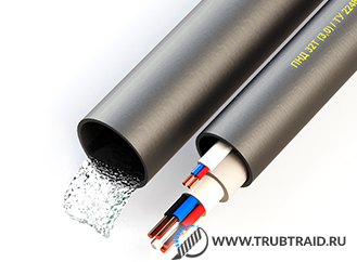 Прокладка кабеля в металлической трубе: технология и порядок действий, нюнсы и советы профи