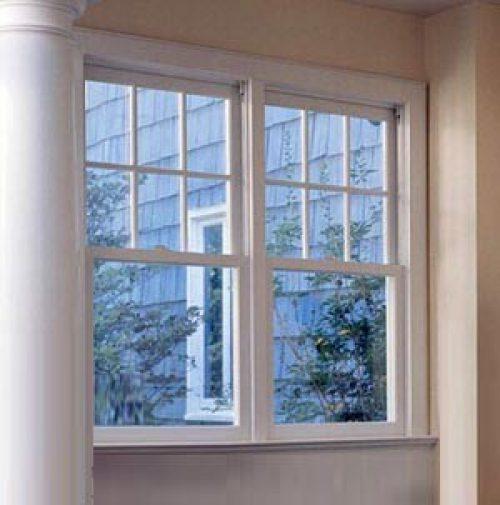 Английские окна с вертикально - сдвижным механизмом, варианты конструкций, плюсы и минусы