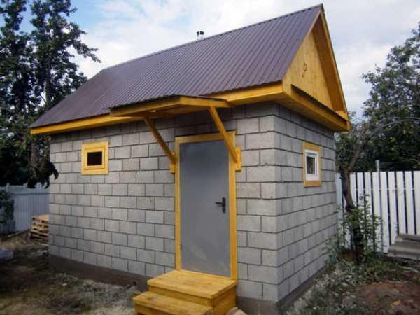 Каркасная баня 6х4 – особенности проектирования и строительства