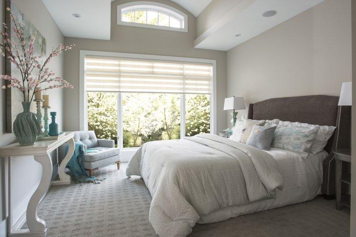 Декор спальни: 100 фото роскошных идей и вариантов украшений спальных комнат
