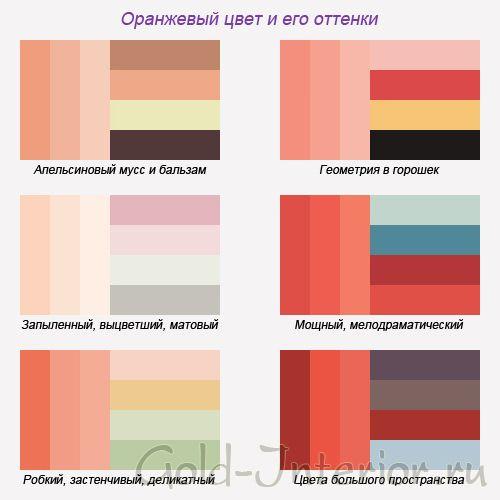 Сочетание цветов в одежде (таблица): фото красивых комбинаций