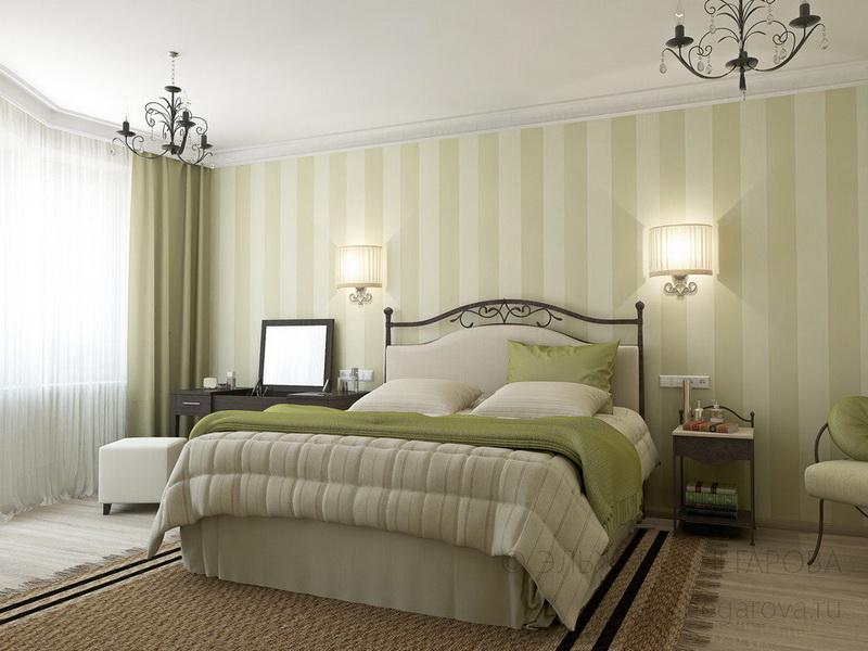 На какой высоте вешать бра над кроватью: советы мастера