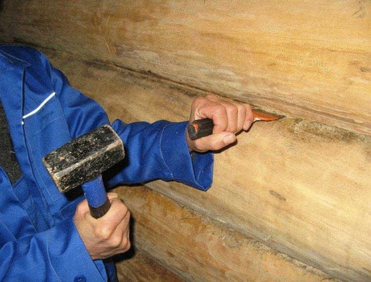Герметик теплый шов для деревянного дома из бревна (сруба) – какой выбрать, виды