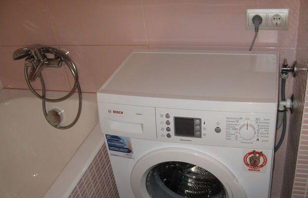 Установка и подключение сифона для стиральной машины