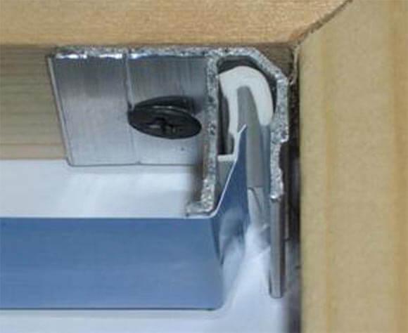 Багет для натяжного потолка (71 фото): потолочный алюминиевый профиль со светодиодной подсветкой, виды и размеры