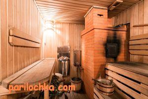 Печи для бани на дровах с баком для воды: большой обзор
