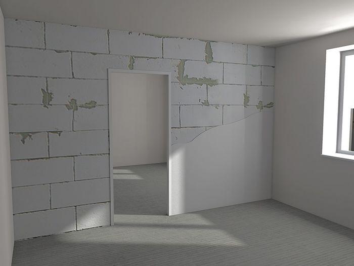 межкомнатные стены