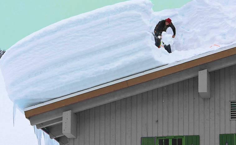 Как расчитать снеговую и ветровую нагрузку на крышу