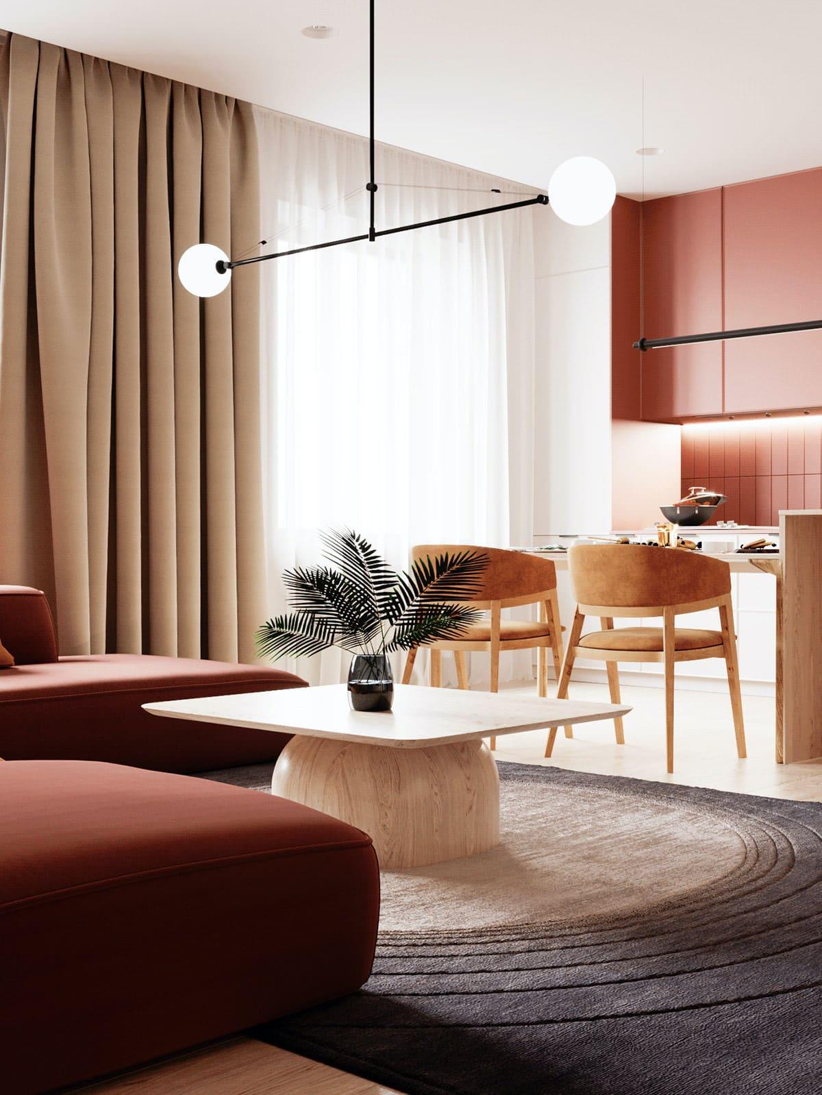 Современный дизайн кухни – фото интерьеров кухонь в современном стиле