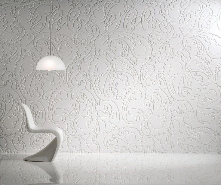 Как оформить стены в квартире в черно-белые тона: обои для интерьера с черными узорами или темное контрастное полотно