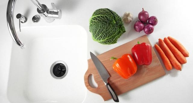 Кухонный измельчитель в раковину: как выбрать утилизатор пищевых отходов